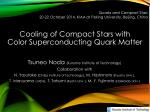 Cooling of Compact Stars with Color Superconducting Quark Matter