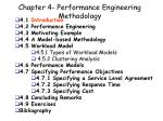 Chapter 4- Performance Engineering Methodology