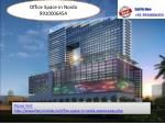 Office space in noida 991000645