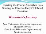 Charting the Course: Smoother Data Sharing for Effective Early Childhood Transition