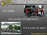 CPGE BRIZEUX