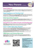 Resources for New Parents in Danbury