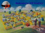 Welcome to JDF Pavilion