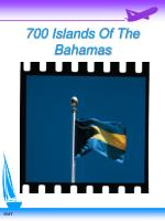 700 Islands Of The Bahamas