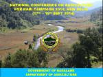 GOVERNMENT OF NAGALAND DEPARTMENT OF AGRICULTURE