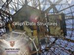 Graph Data Structures
