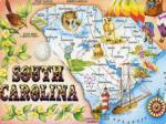 Which hemisphere is South Carolina in?