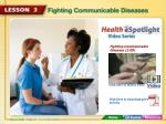 Fighting Communicable Diseases (1:09)
