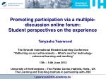 The Seventh International Blended Learning Conference