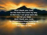 He maketh me to lie down in green pastures: he leadeth me beside the still waters.