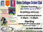 Bates Cottages Cricket Club