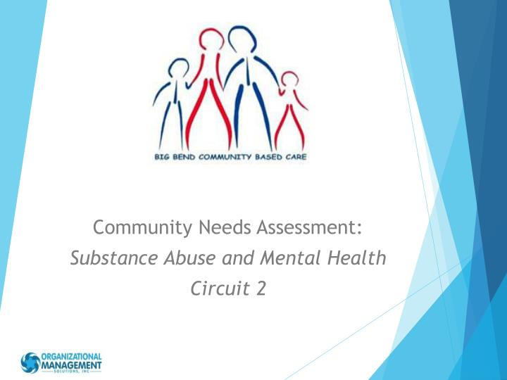 community needs assessment substance abuse and mental health circuit 2 n.