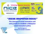 National Innovation Conference  and  Exhibition Nice 2014 Putra World Trade  Centre – PWTC