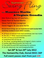 With Maxence Martin & Virginie Grondin Also featuring top UK teachers…