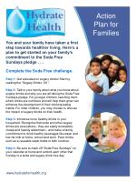 Action Plan for Families