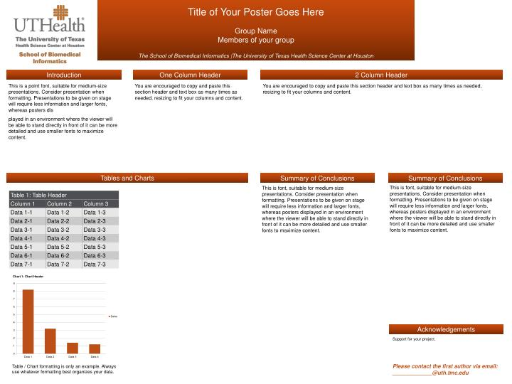 PPT - Tables and Charts PowerPoint Presentation - ID:6503722