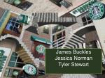James Buckles Jessica Norman Tyler Stewart