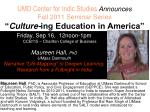 Friday, Sep 16,  12noon-1pm           CCB115 – Charlton College of Business Maureen Hall,  PhD