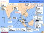 Non-US Military Operations - Air