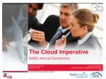 The Cloud Imperative