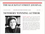 NEWBERY WINNING AUTHOR
