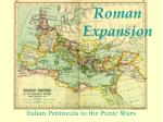 Roman Expansion