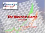 The  Business  Game umc2.it