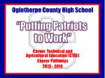 Oglethorpe County High School