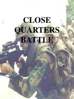 CLOSE  QUARTERS  BATTLE