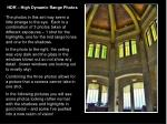 HDR – High Dynamic Range Photos
