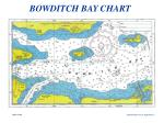 BOWDITCH BAY CHART