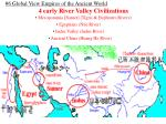 #6 Global View Empires of the Ancient World 4 early River Valley Civilizations