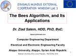 Dr. Ziad Salem, HDD, PhD, BsC. Spezs1@hotmail Computer Engineering Department