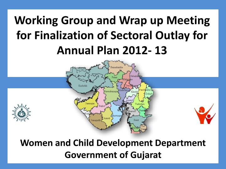 women and child development department government of gujarat n.