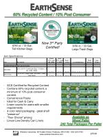 Available as  Mixed Pallet 240 Total Packages Per Pallet