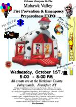 Welcome Everyone To The Mohawk Valley Fire Prevention & Emergency Preparedness EXPO