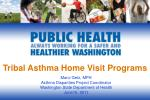 Tribal Asthma Home Visit Programs