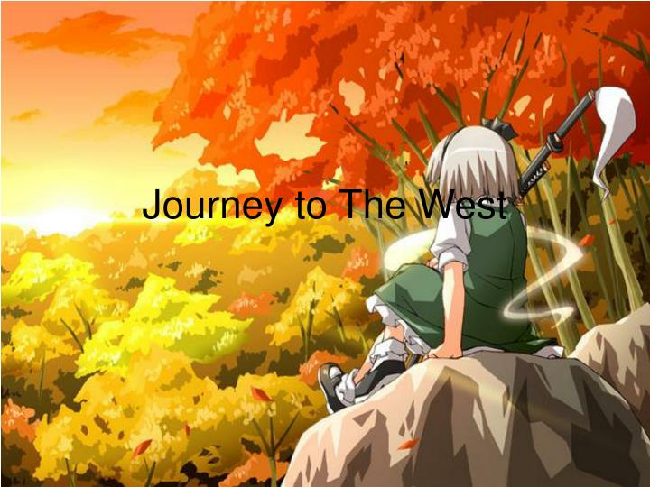 journey to the west n.