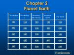 Chapter 2 Planet Earth