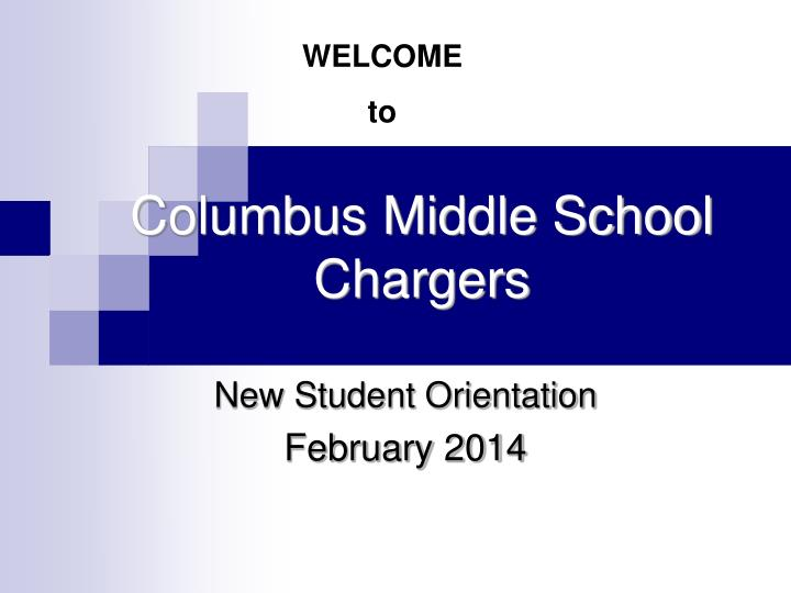 columbus middle school chargers n.