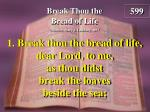 Break Thou the Bread of Life (1)
