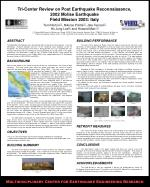 Tri-Center Review on Post Earthquake Reconnaissance, 2002 Molise Earthquake