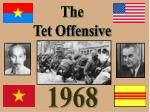 The Tet Offensive