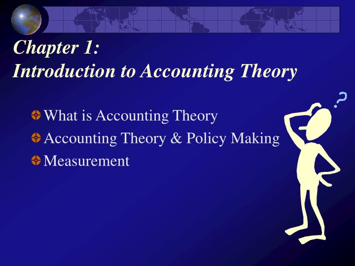 chapter 1 introduction to accounting theory n.