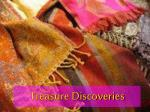 Treasure Discoveries