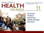 Personal Fitness: Improving Health through Exercise