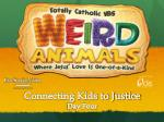 Connecting Kids to Justice Day Four