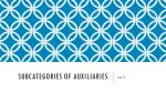 Subcategories of Auxiliaries