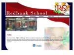 Redbank School is located behind Westmead Hospital and is
