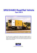 SRS/SVABO Road/Rail Vehicle Type CRB 8